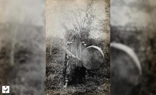 Tatar Şamanı Minusinsk