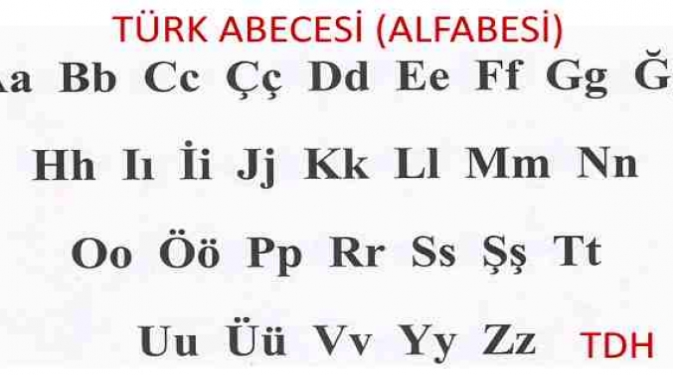 Abece Nedir? Alfabe nedir? Alphabet Nedir?