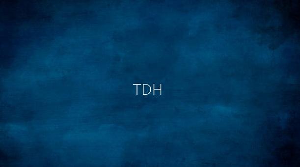 TDH Derneğine Üye Ol