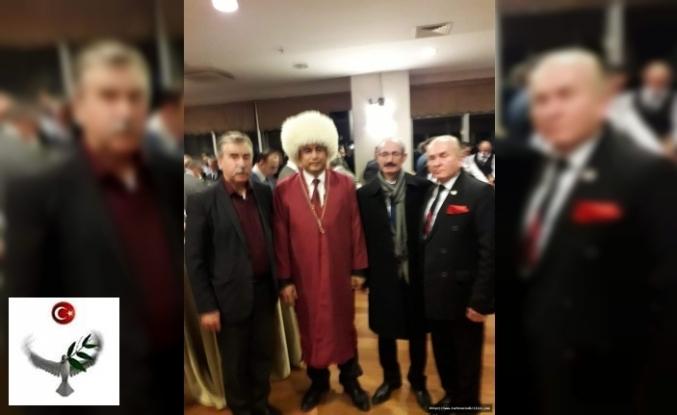 TDH olarak Cengiz Aytmatov'un 90. doğum günü törenine katıldık