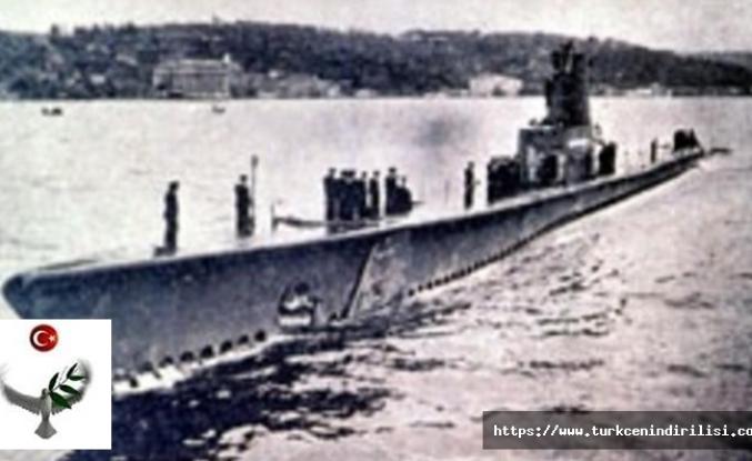 TCG Dumlupınar Şehitleri, Dumlupınar gemisinin batışı - 4 Nisan 1953