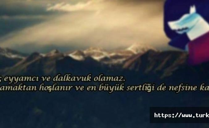 Nihal Atsız Ülkücü Sözleri, Nihal Atsız'ın MilliyetçiSözleri, Nihal Atsız şiirleri