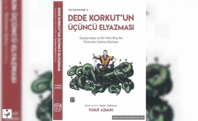 Dede Korkut'un 3. Elyazması - Prof. Dr. Osman Fikri Sertkaya