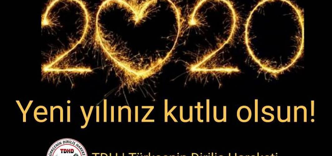 Türk Dünyasında Yeni Yılı Kutlama İletileri