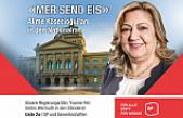 Türk Dünyasının İsviçre'deki Gururu Alime Kösecioğulları Milletvekili Olma Yolunda İlerliyor