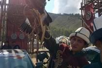 Kırgız Türklerinde Kartal Yetiştirme Geleneği