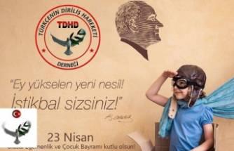 23 Nisan Bedizleri - 23 Nisan Ulusal Egemenlik ve Çocuk Bayramı'mız kutlu olsun!