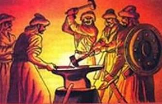 Türklerde ve Moğollarda Demircinin Önemi