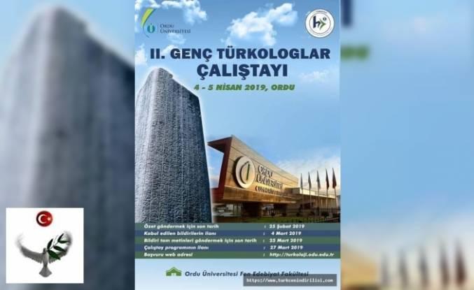 Genç Türkologlar Çalıştayı