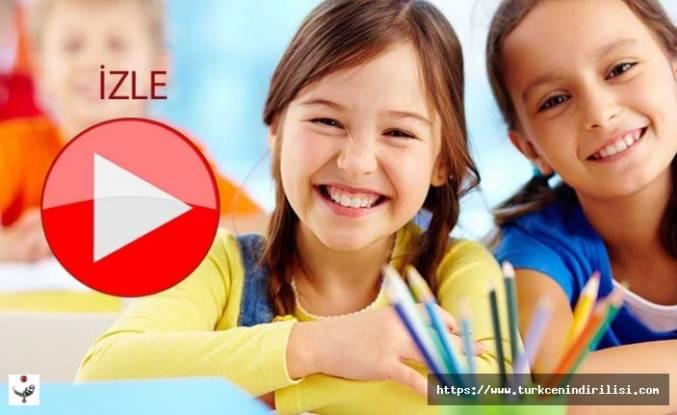 5. Sınıf Sözcükte Anlam - Söz Gruplarında Anlam İzletisi (Video)