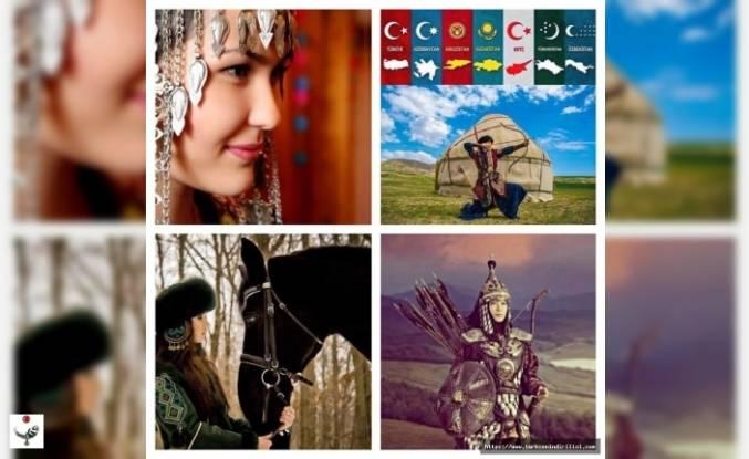 Eski Türklerde Kadın -  Nuray Örnek