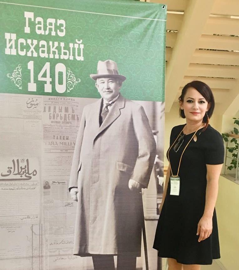 Galimcan İbrahimov Dil, Edebiyat ve Sanat Enstitüsü; Kazan, Tataristan