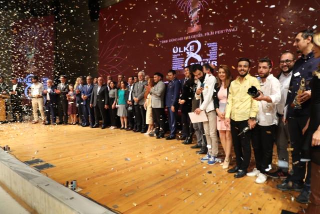 Türk Dünyası 3. Belgesel Film Festivali ödülleri sahiplerini buldu.